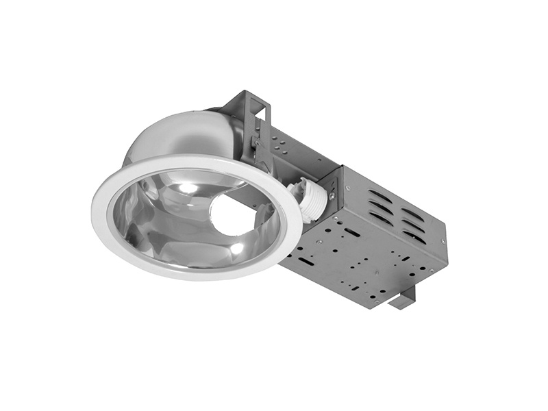 DOWNLIGHT DWM VVG 2x18W zářivkové podhledové svítidlo  2x18W, bílá