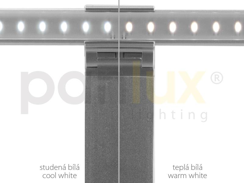 TOPLINE SET bytové LED svítidlo - studená bílá