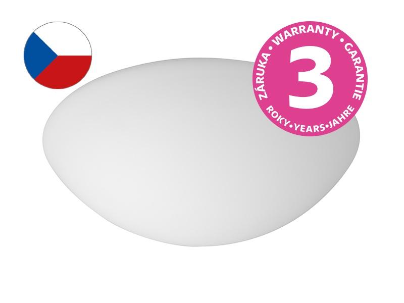 PANLUX PLAFONIERA TRIPLEX 260 přisazené stropní a nástěnné svítidlo  S SWITCH LED - teplá bílá