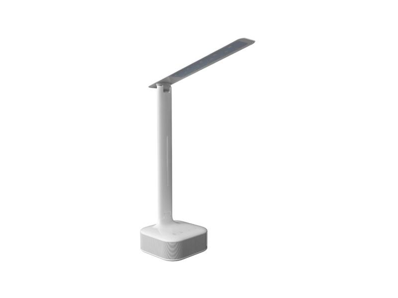 ROBIN MUSIC stolní lampička s bluetooth reproduktorem  bílá