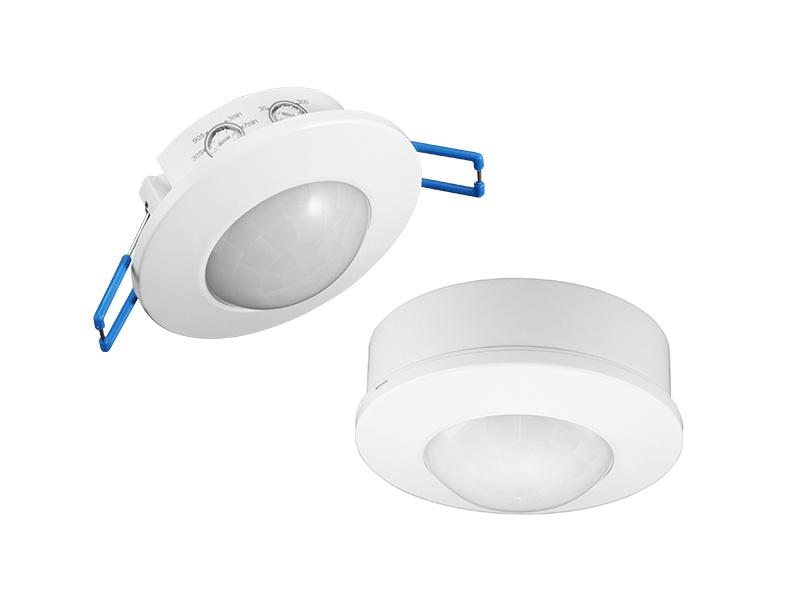 PANLUX SENSOR ADAPT 360° stropní vestavný/přisazený, bílá