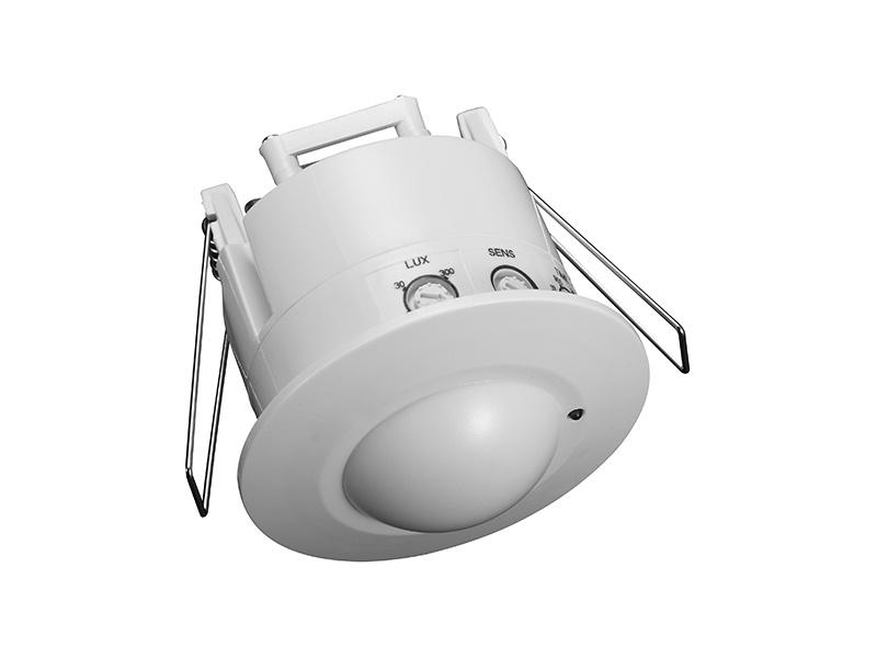 PANLUX RADAR SENSOR 360° stropní vestavný, bílá