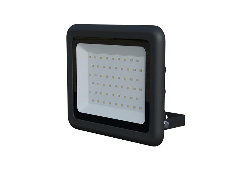 LEDMED VANA SMD LED reflektor 50W černá