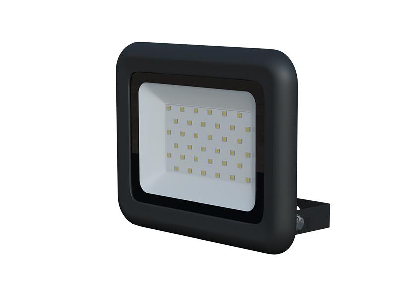 LEDMED VANA SMD LED reflektor 30W černá