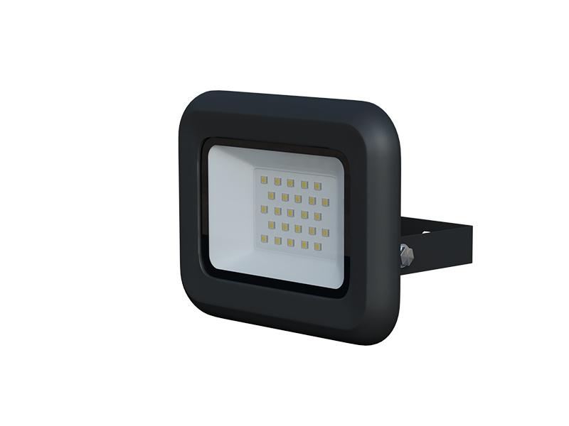 LEDMED VANA SMD LED reflektor 20W černá