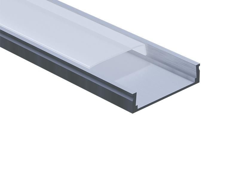 PANLUX ALU PROFIL 20mm přisazený  délka 2m