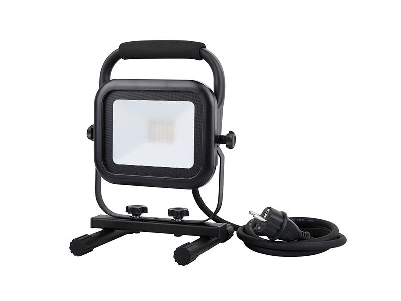 PANLUX LED VANA HANDY Z 30W montážní reflektor se 2 zásuvkami - neutrální