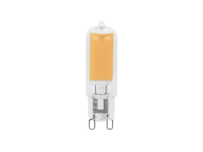 LEDMED KAPSULE GLASS 3W G9 3000K