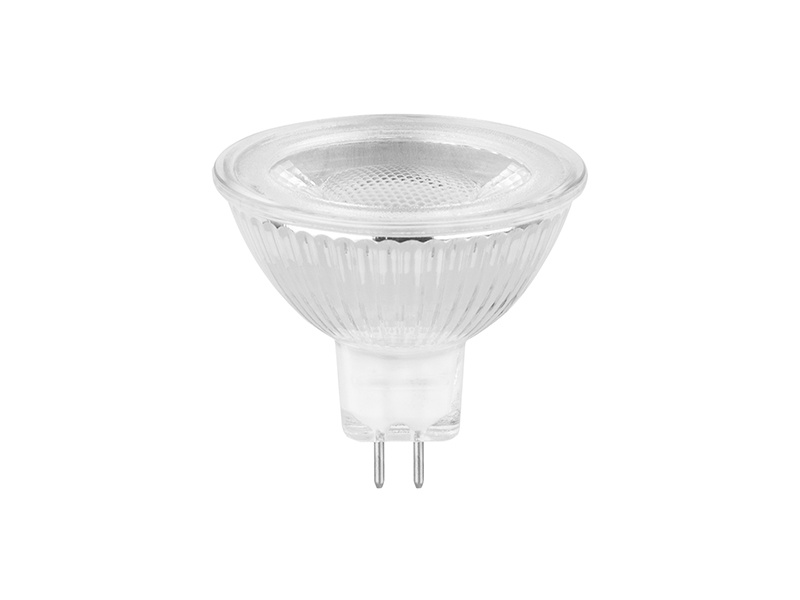 LEDMED MCOB GLASS 5W GU5,3 3000K