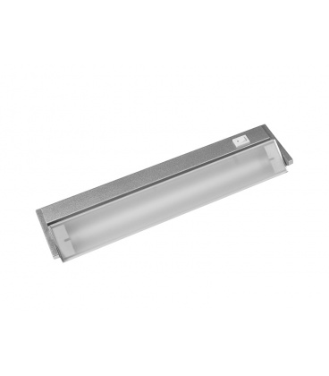 VERSA Moveable CFL Furniture Luminaire 8W, Silver