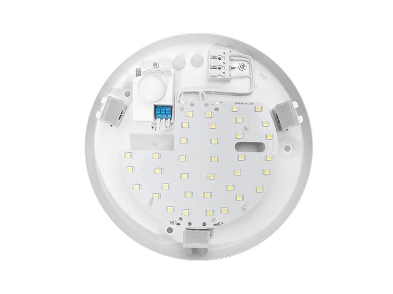 Plafoniere Led Per Alte Temperature : Plafoniera 420 s led surface luminaire with sensor neutral